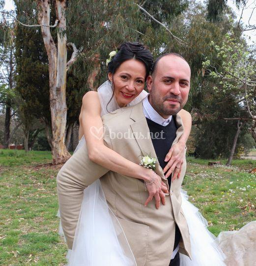 Mirian y Eduard