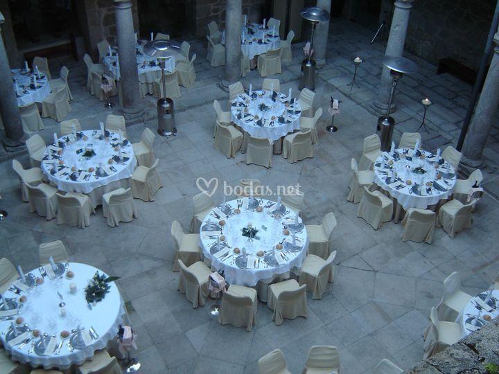 Banquete Viveiro