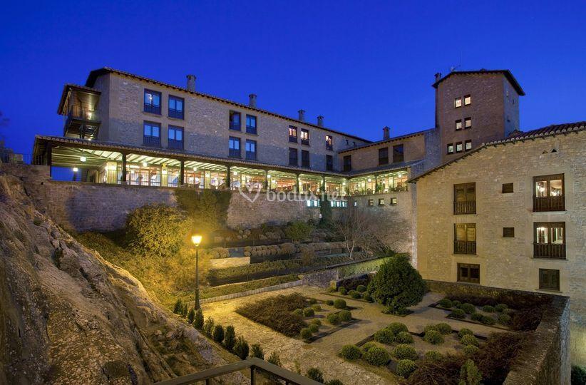 Matrimonio Catolico Zaragoza : Parador de sos del rey católico