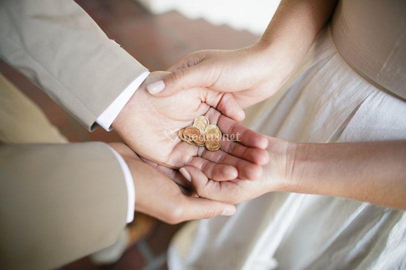 Arras de boda en alicante