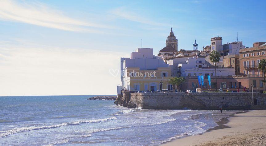 Balcón del Mar Sitges