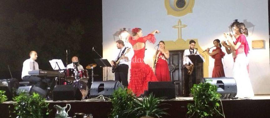 Jazz y flamenco juntos
