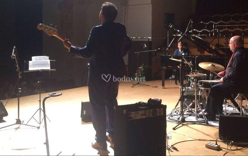 Backstage Ubeda