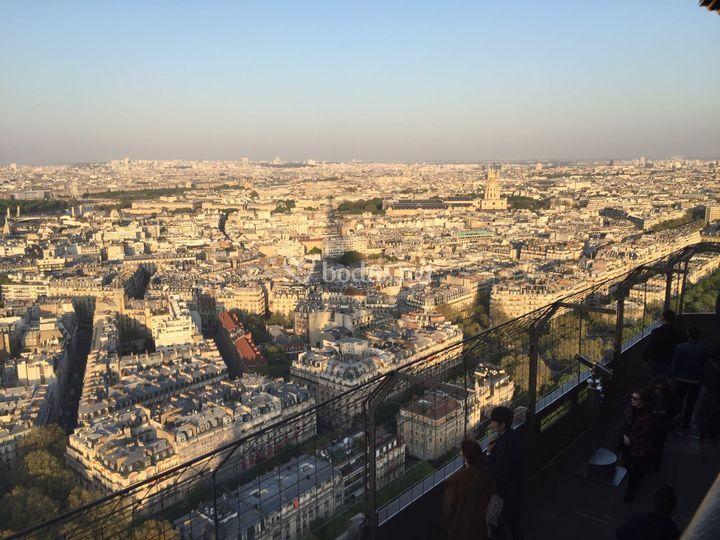 Vistas Eiffel