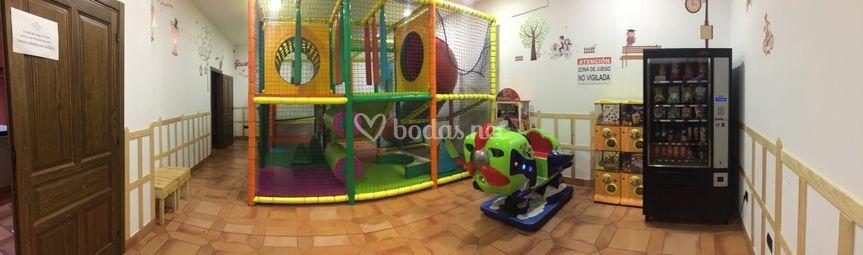 Castillo infantil