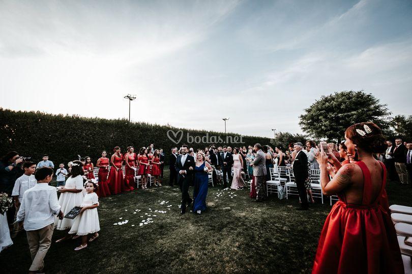 Ceremonia.