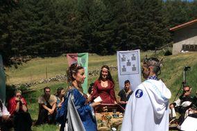 Celebraciones Celtas - Sacerdotisa