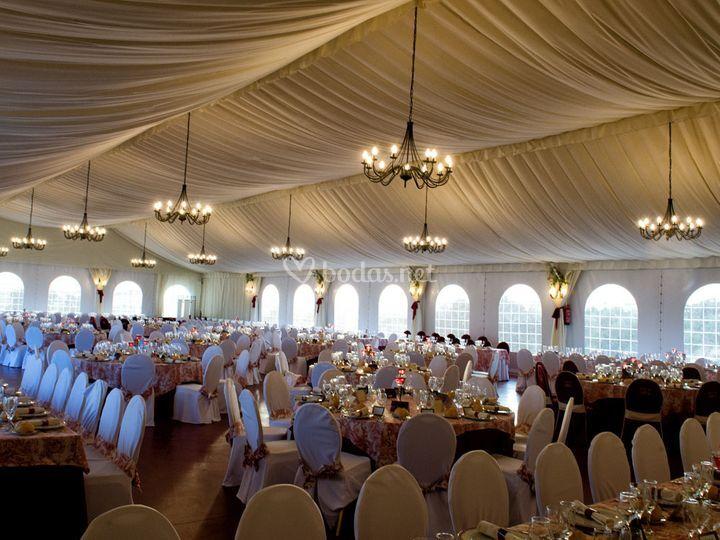 Salón para celebraciones
