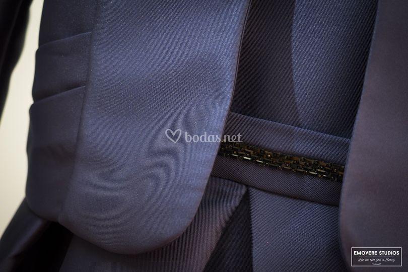 Detalle del cinturón