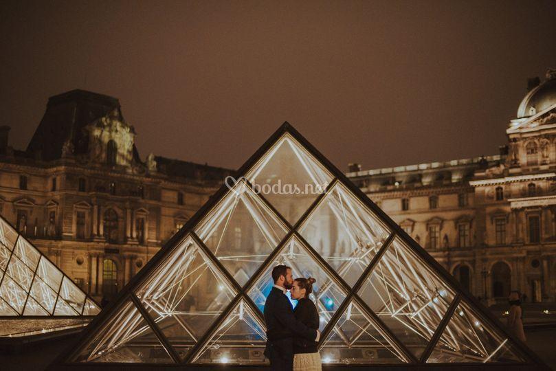Boda París