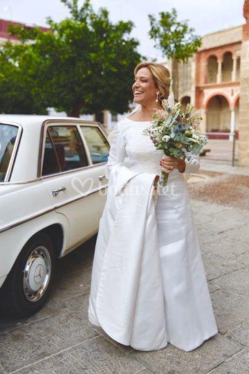 vestido de madrina de tuca román | foto 35