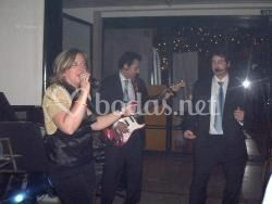 Orquesta azúcar en Club Antares