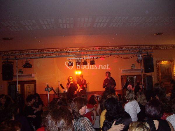 Orquesta Azúcar en Cortijo de Juan