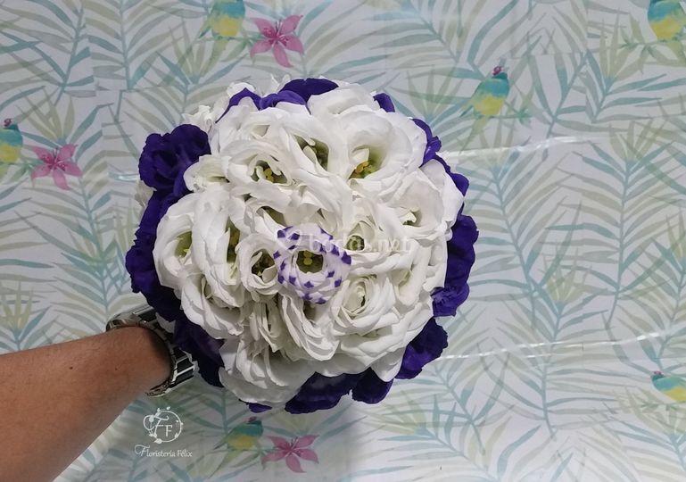 Ramo Novia, Bouquet