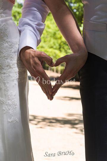 El corazón de nuestra unión