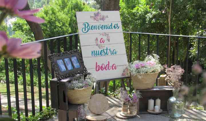 Rincón bienvenida