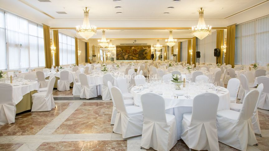 Salón Princesa