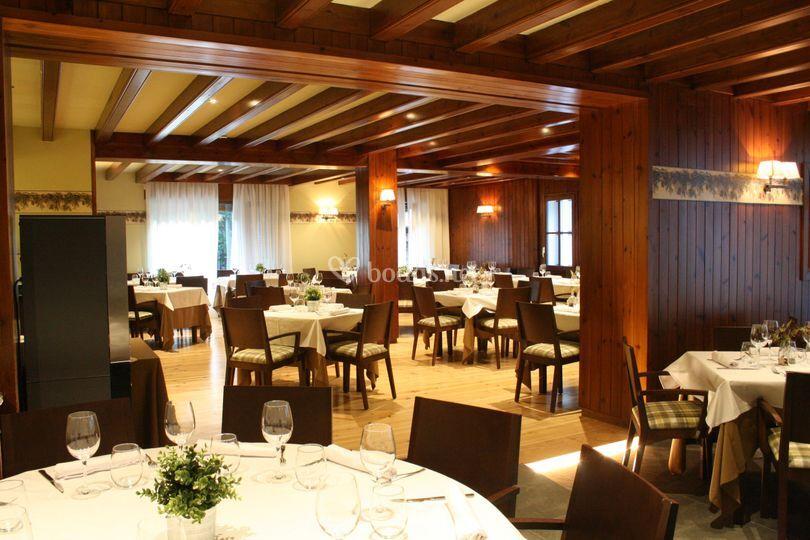 Salón ideal para bodas
