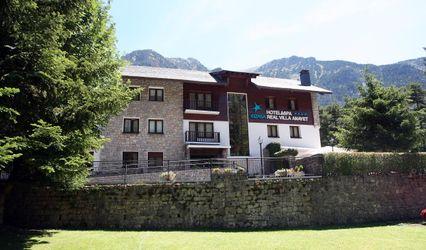 Hotel & Spa Real Villa Anayet 1