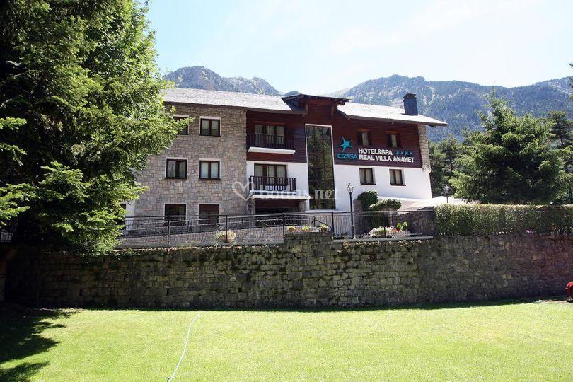Hotel & Spa Real Villa Anayet