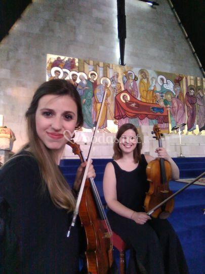 Ceremonia Irene y Álvaro