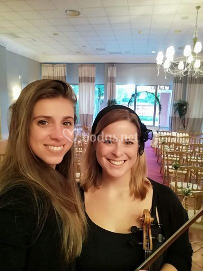 Verónica y Celia
