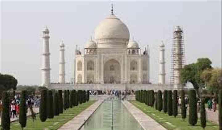 Taj Mahal, monumento al amor