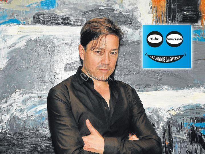 Víctor Samarkanda - Caricaturas