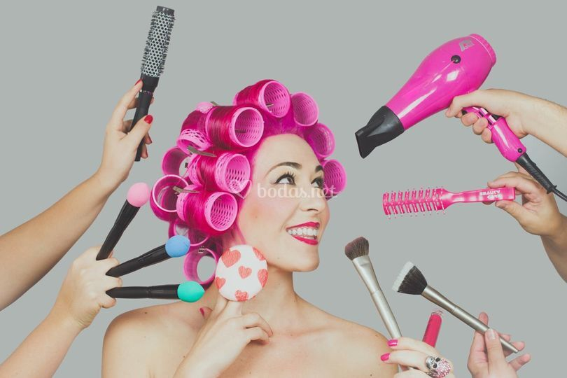 """Beauty Party"" para despedidas"