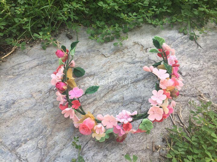 Semicorona primaveral