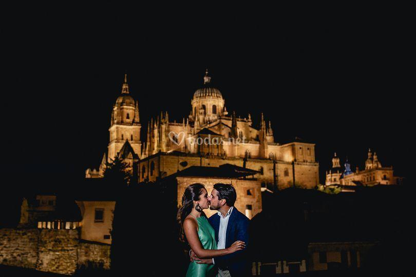 Preboda en Salamanca