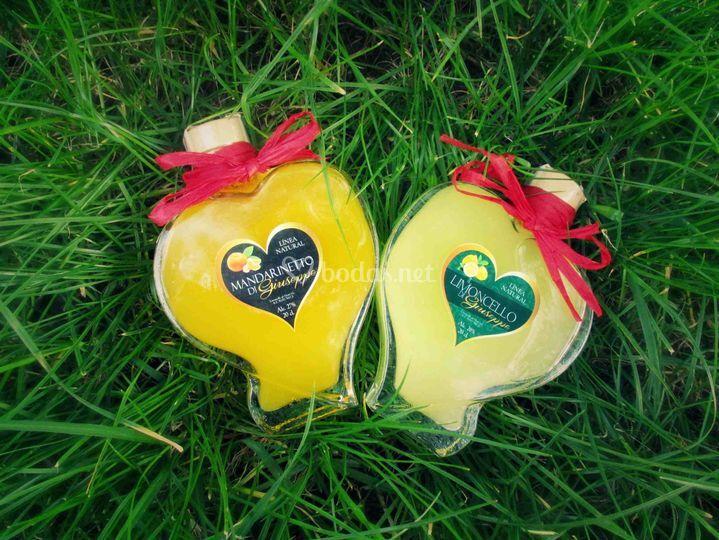 Licorera Corazón 200 ml