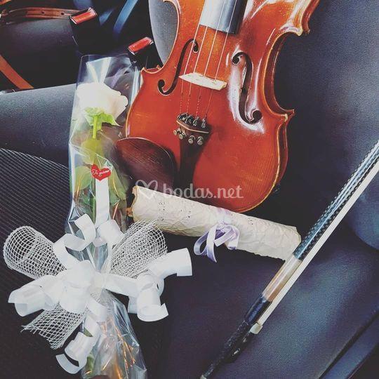 Pedida de mano Trio Serenade