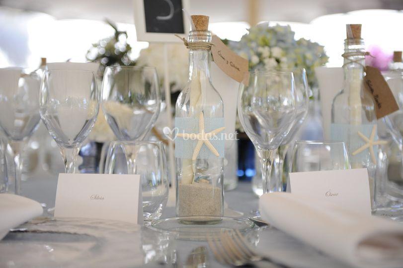 Detalle personalizado de boda