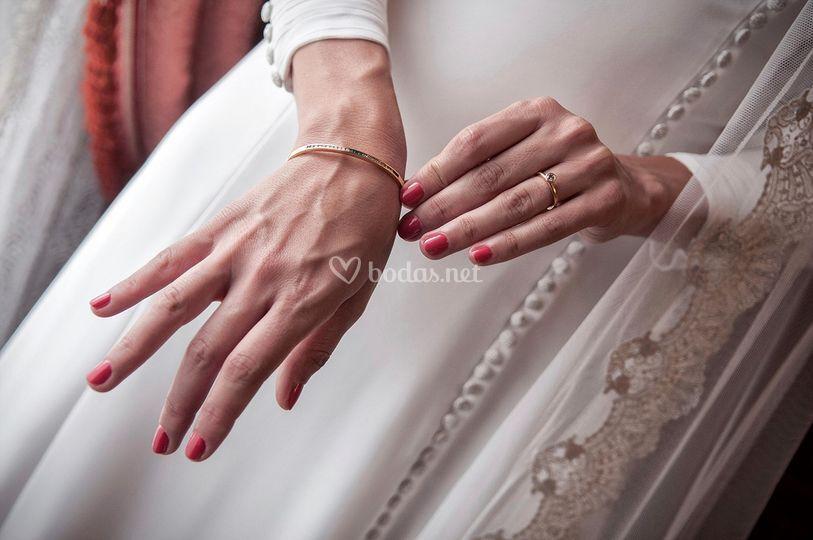 Detalles novia
