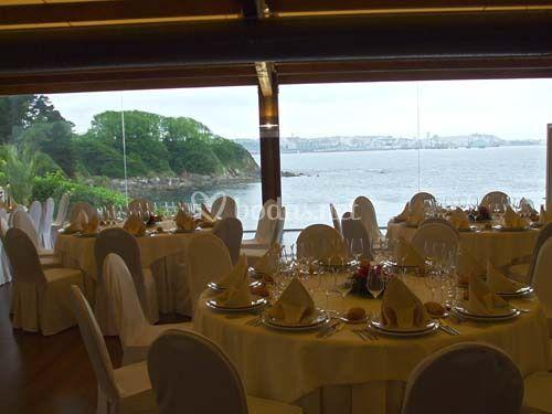 Gran salón banquete