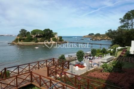 Hotel portocobo for Hotel jardin oleiros