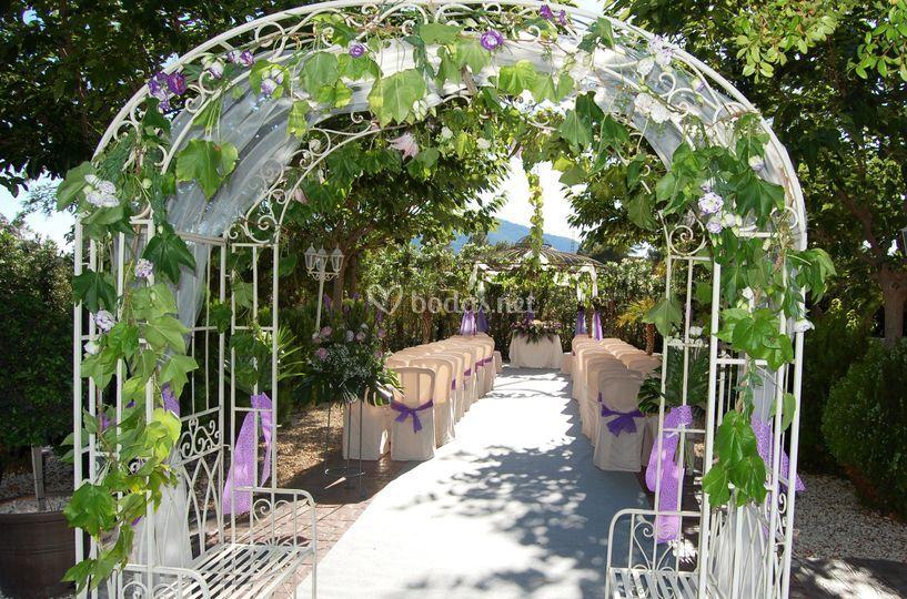 Ceremonia lila