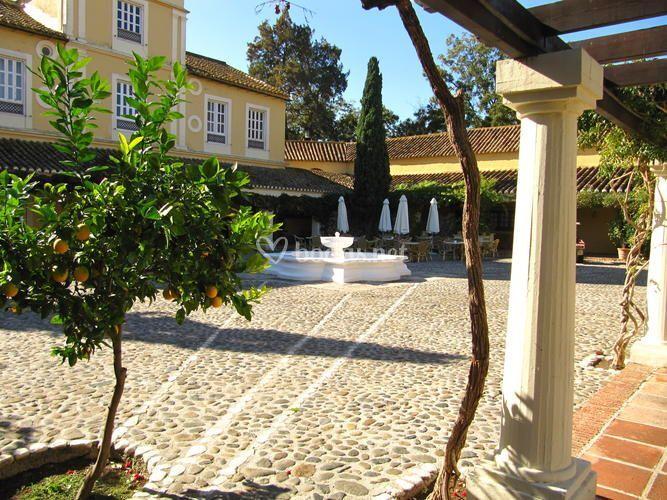 Guadalhorce club de golf - Fotos patio andaluz ...