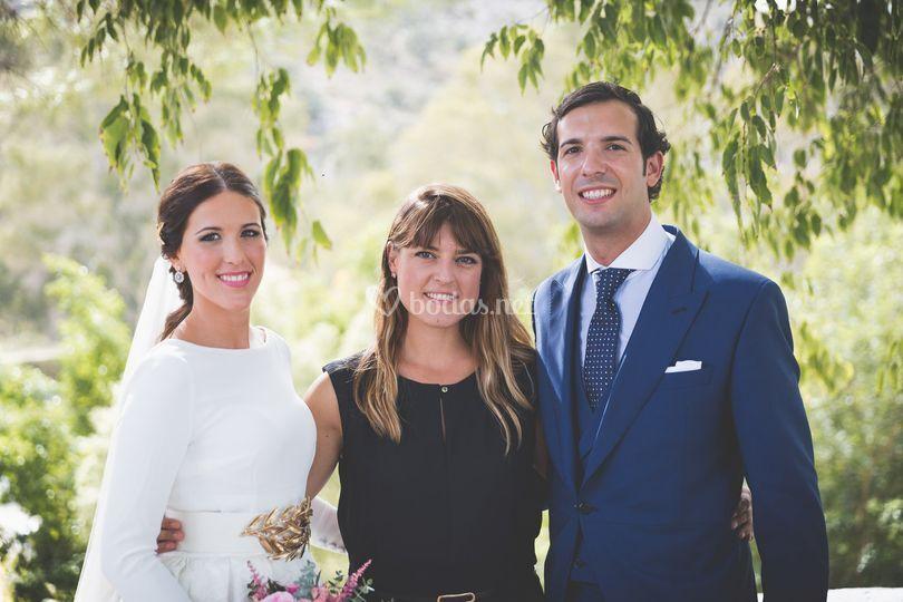 Vuestra wedding planner