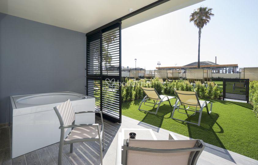 Terrazas junior suites