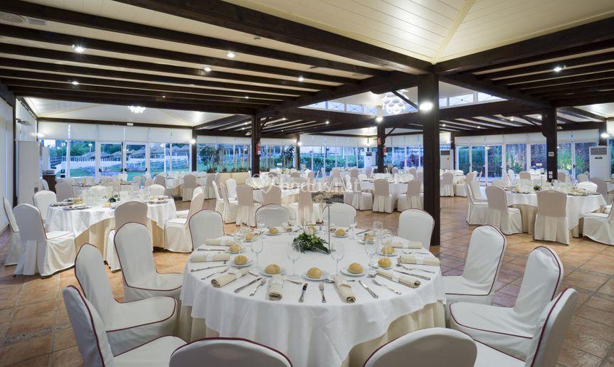 Salón de bodas Montemar