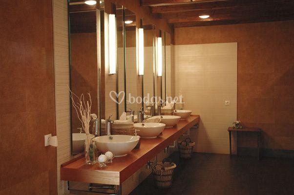 Baños Femeninos Gran Salón