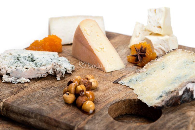 Corner de quesos