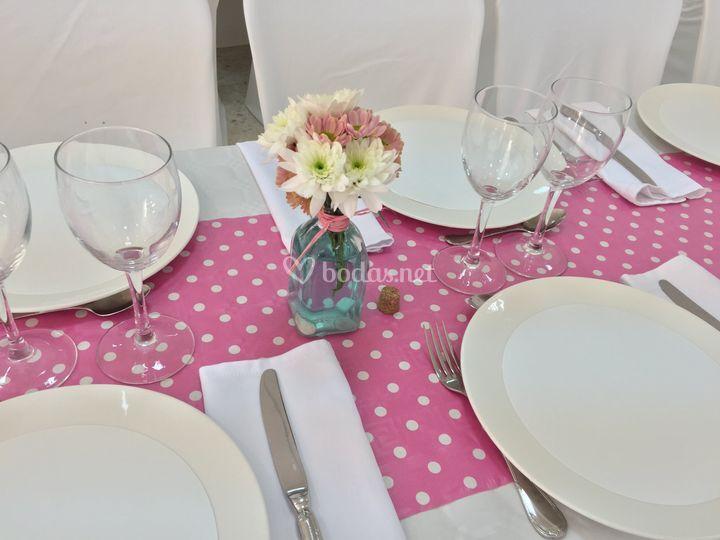 Arreglo para banquete