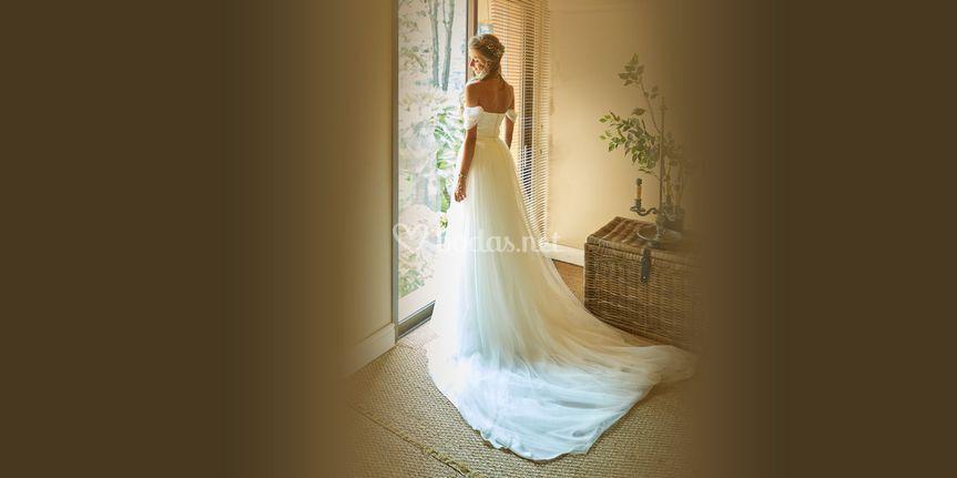 Preparativos de novia