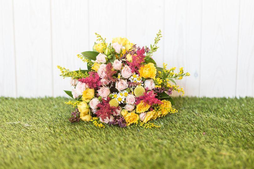 Flores frescas todos los días