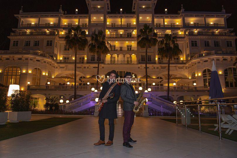 Evento privado, Hotel Miramar