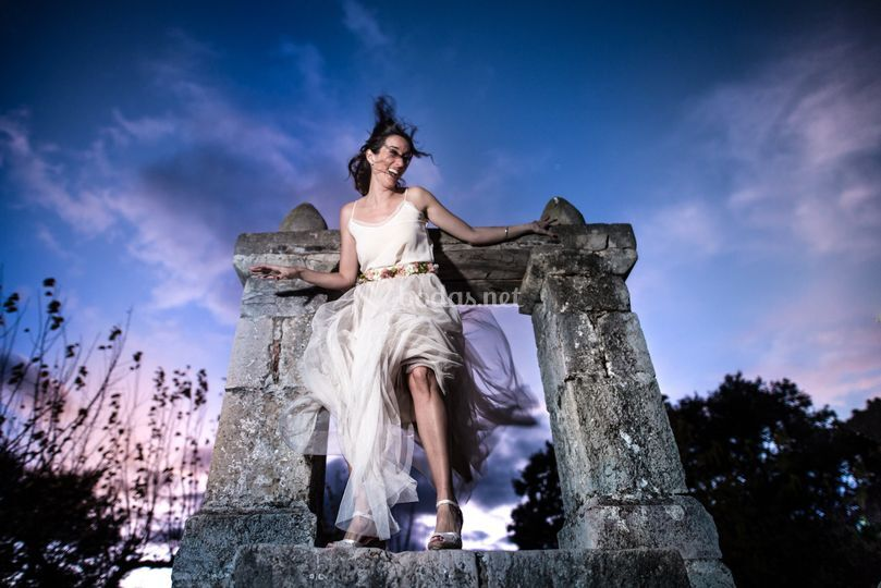 La novia y el viento