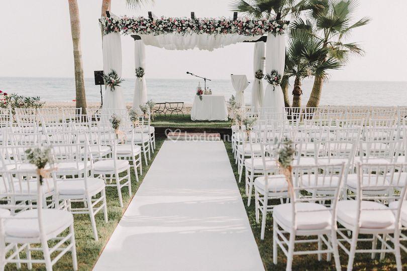 Lugar perfecto para casarse